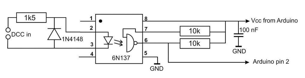 DCC circuit